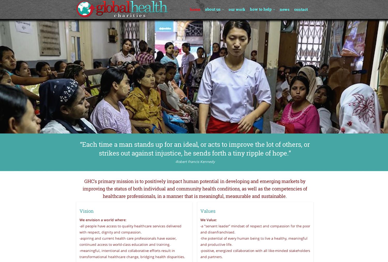 Global Health Charities